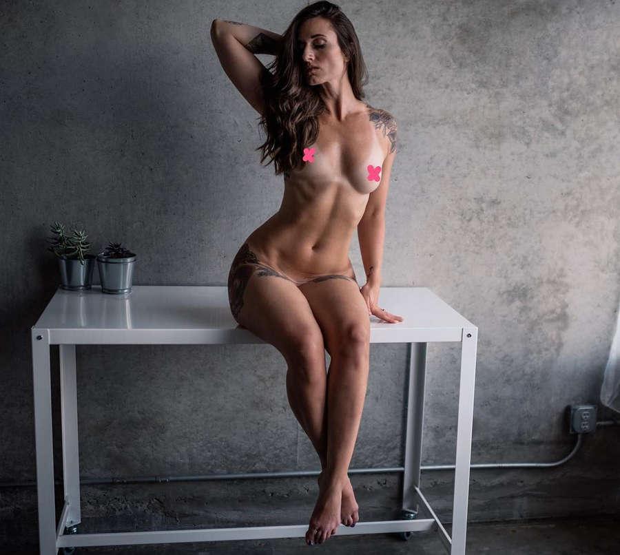 Kristi Cruz NSFW