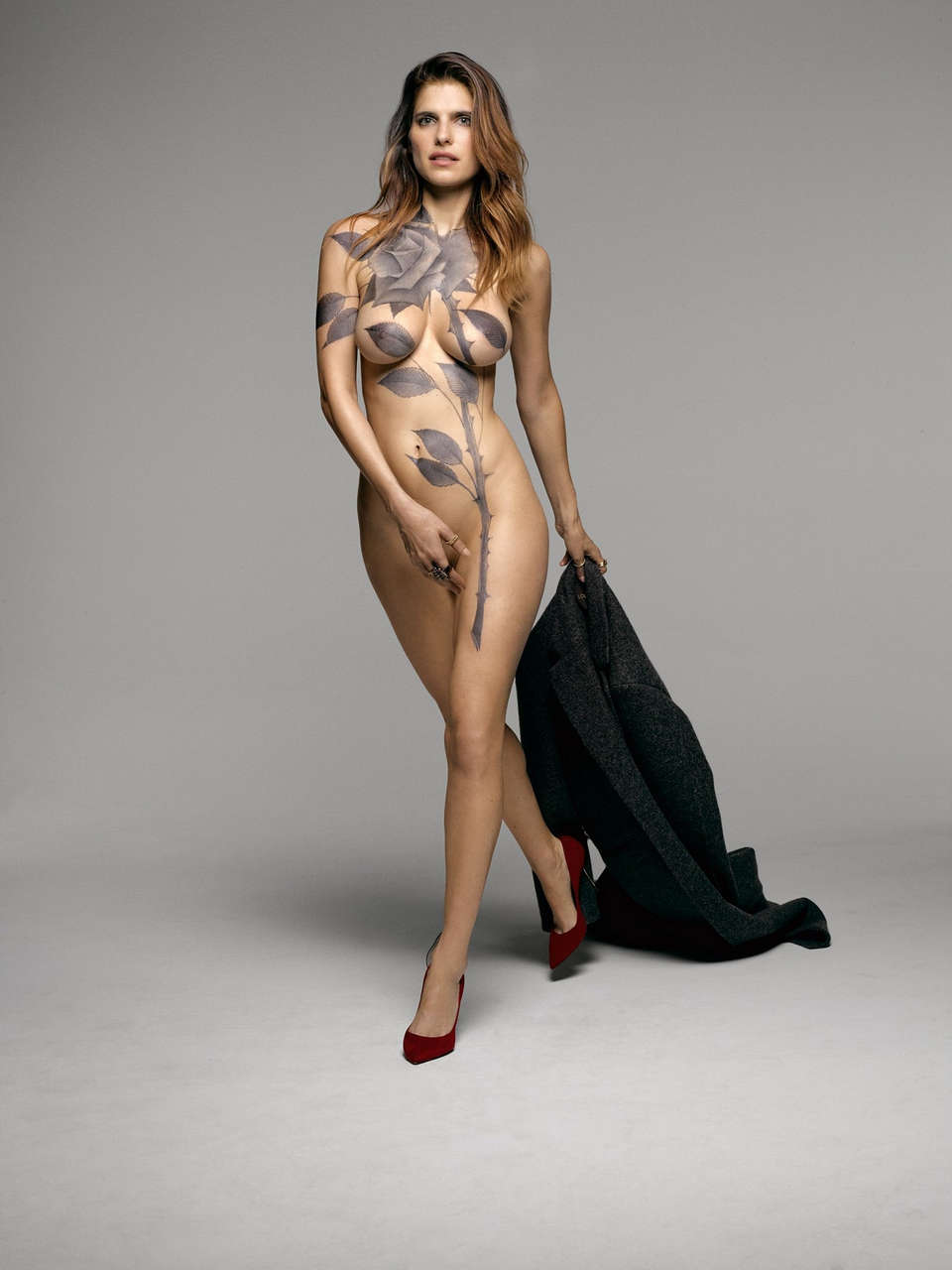 Lake Bell In The New York Magazine Complete Photo Shoot In The Comments NSFW