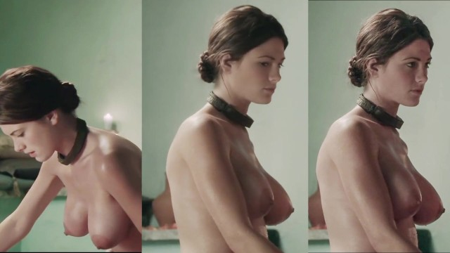 Laura Surrich In Spartacus Blood And Sand NSFW