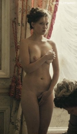 Lea Seydoux In Farewell My Queen NSFW