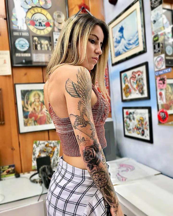 Leticia Bufoni NSFW
