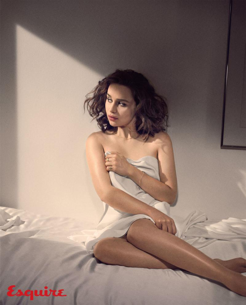 Lets Have A Threesome With Emilia Clark