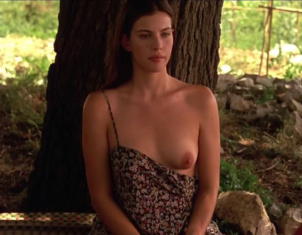 Liv Tyler One In One Out NSFW