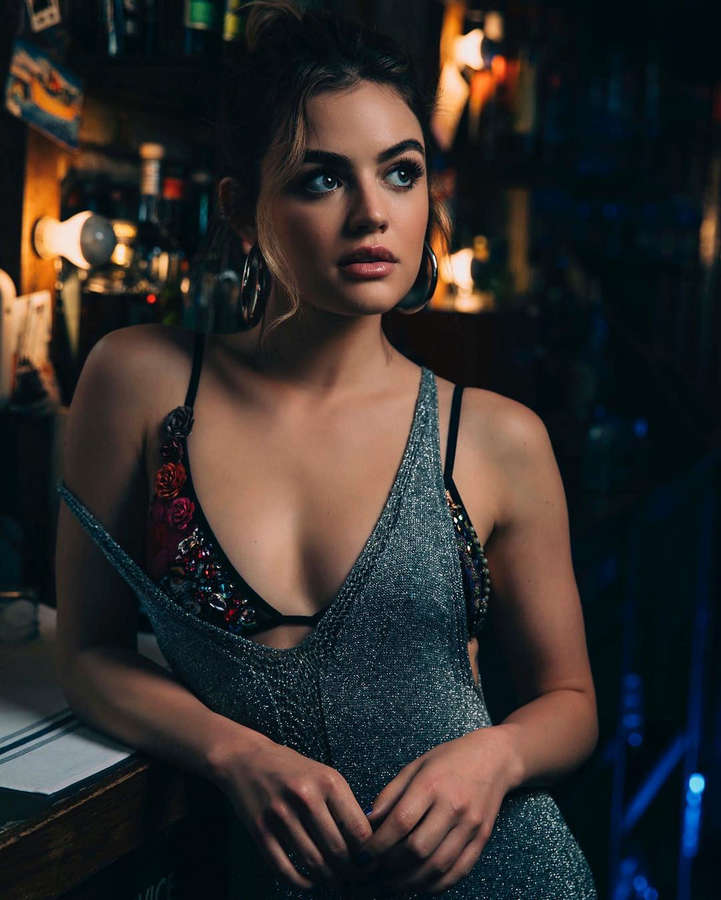 Lucy Hale NSFW