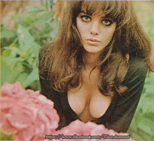 Maria Christina Tina Aumont Was A French Actress NSF