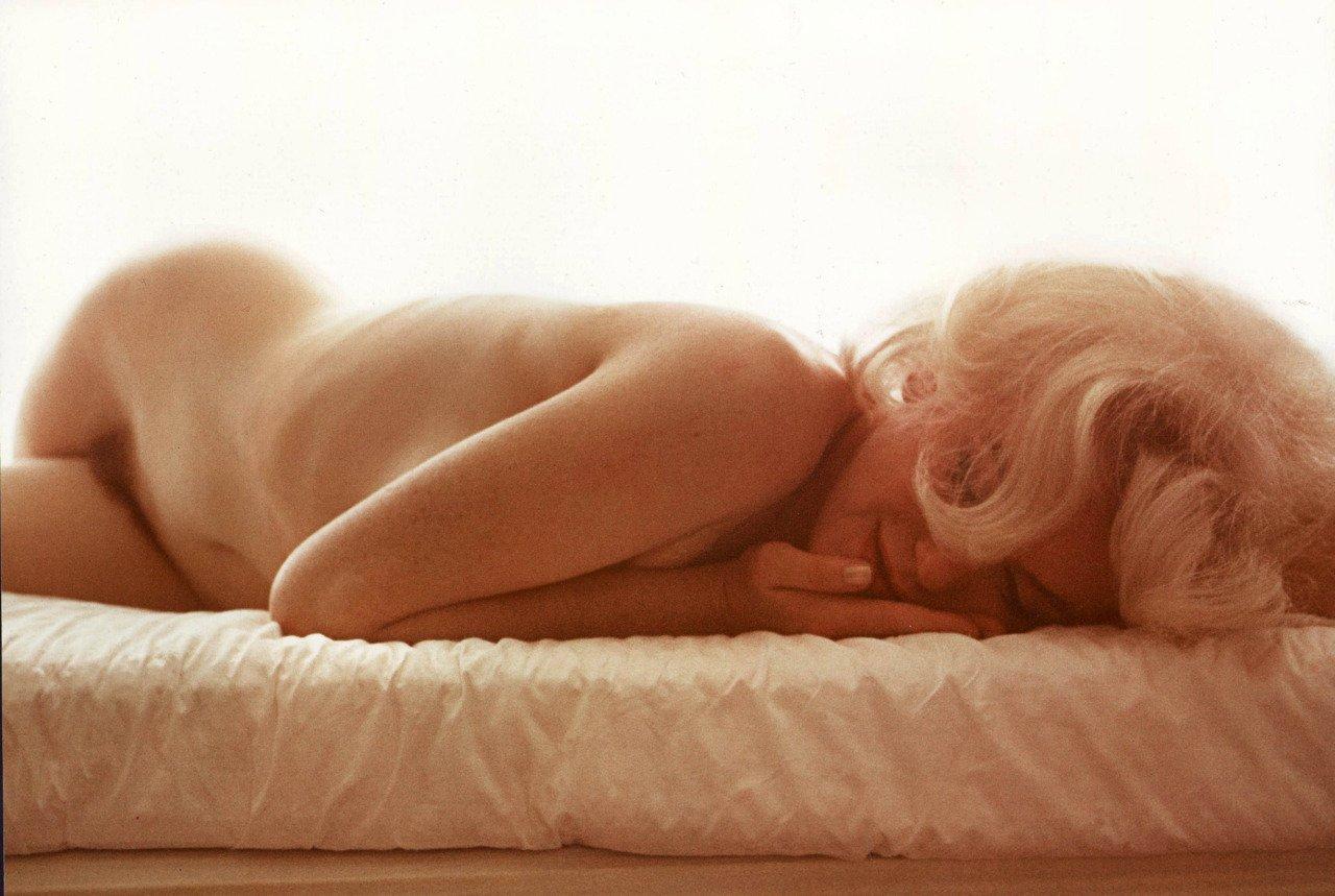 Marilyn Monroe In 1962 NSFW