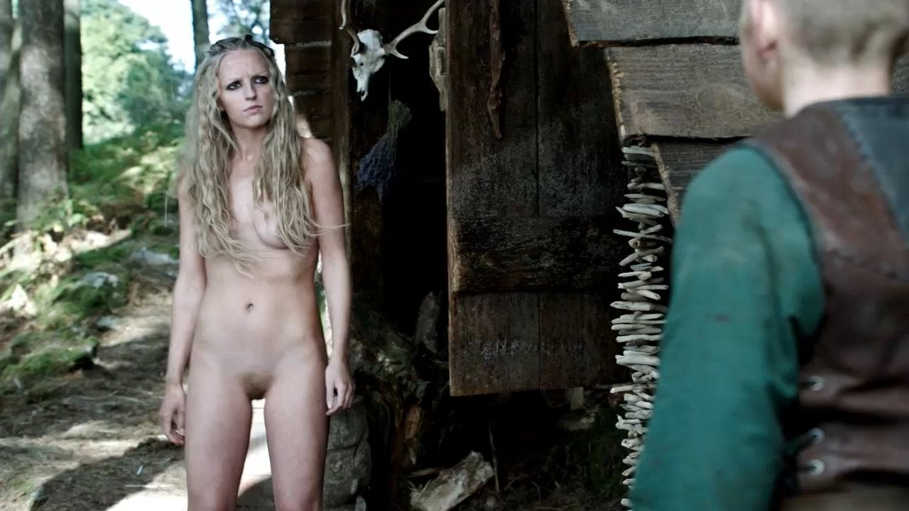 Maude Hirst From Vikings NSFW