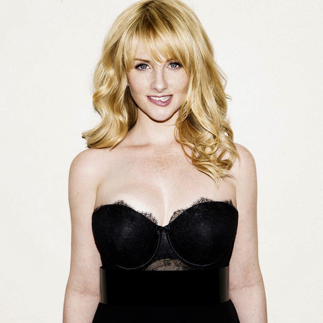 Melissa Rauch - Famous Nipple