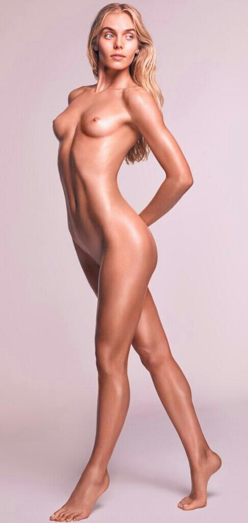 Model Jordan Murphy For Vogue Spain NSFW