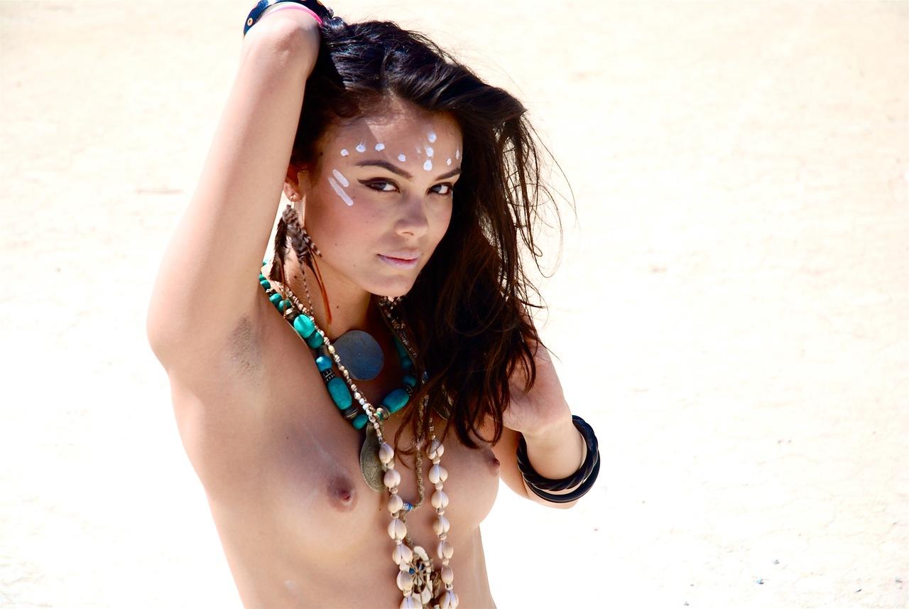 Nathalie Kelley Tokyo Drift At Burning Man NSFW