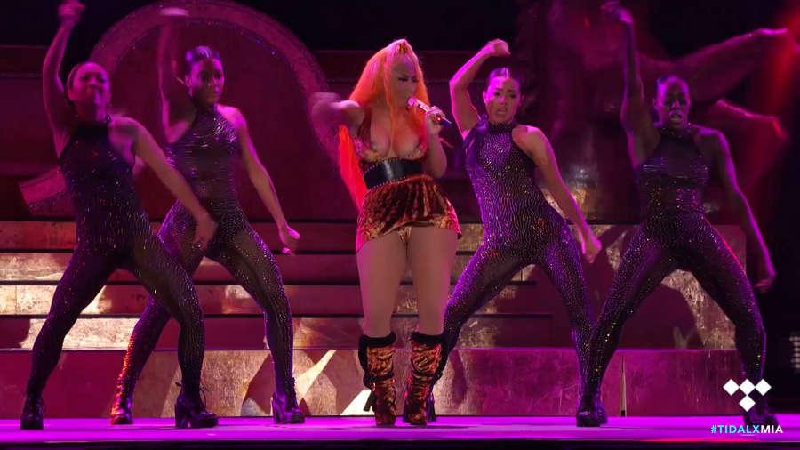 Nicki Minaj NSFW