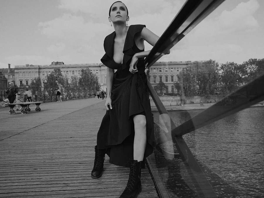 Nina Dobrev NSFW
