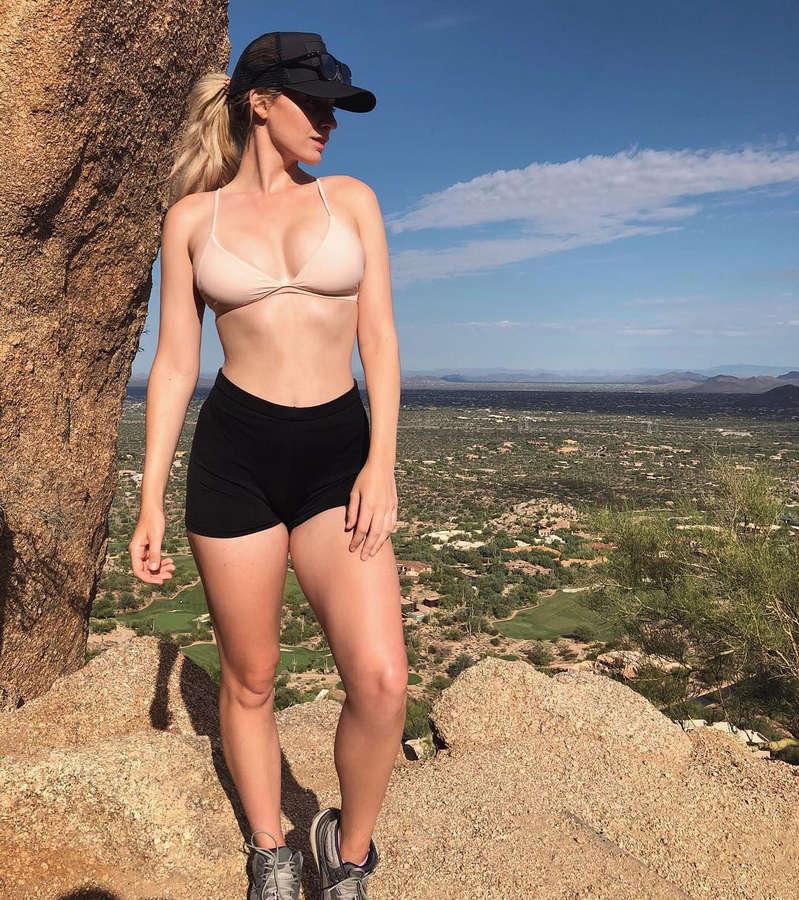 Paige Spiranac NSFW