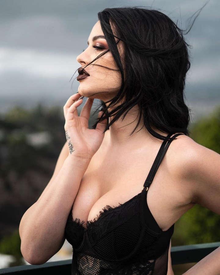 Paige Wwe NSFW
