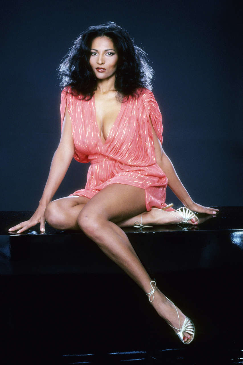 Pam Grier About 1974 NSF