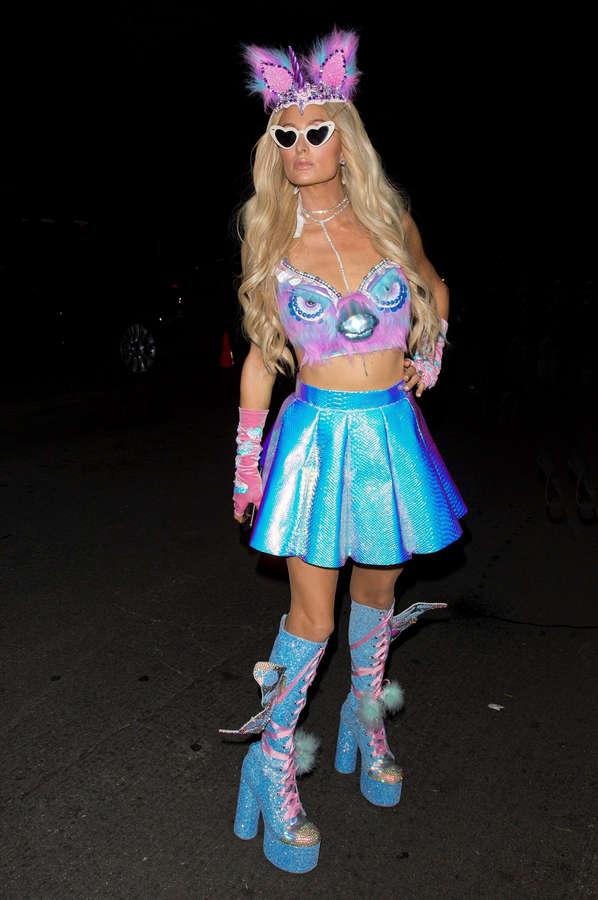 Paris Hilton NSFW
