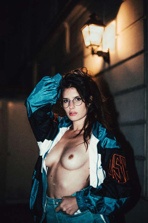 Pauline Santamaria NSFW