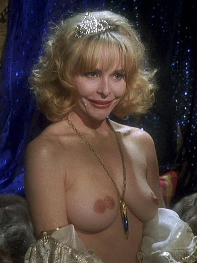 Priscilla Barnes With A Prosthetic Third Nipple NSFW