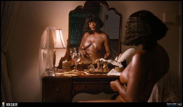 Queen Latifah Naked In Hbo Flick Bessie NSFW