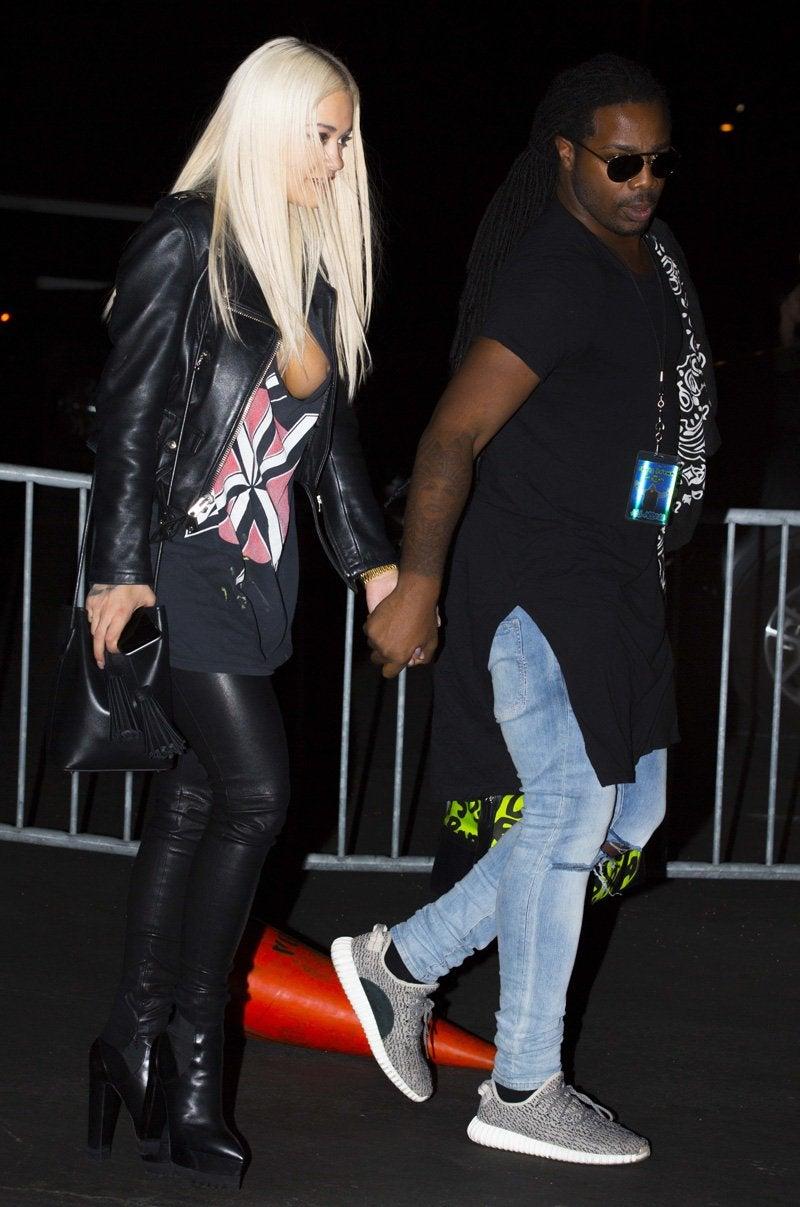 Rita Ora Nip Slip And Side Boob NSFW