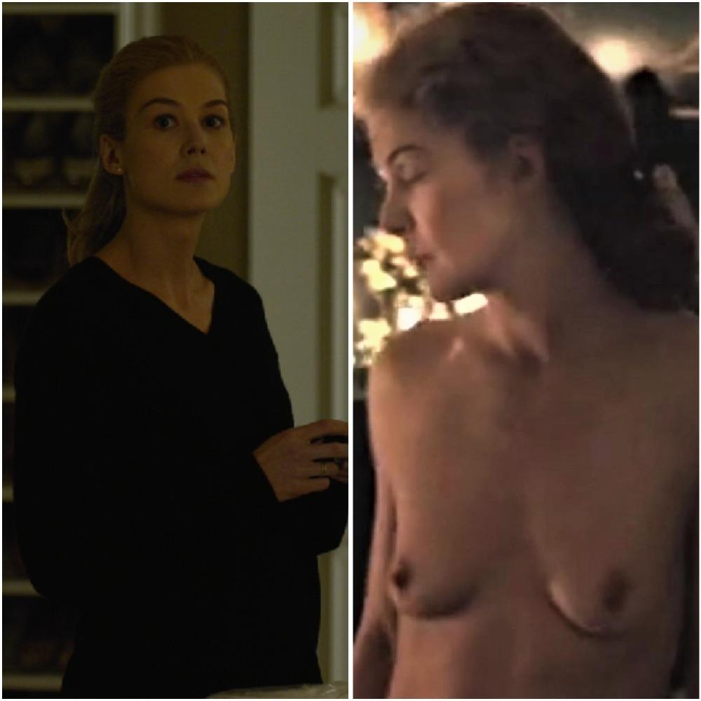 Rosamund Pike On Off NSFW