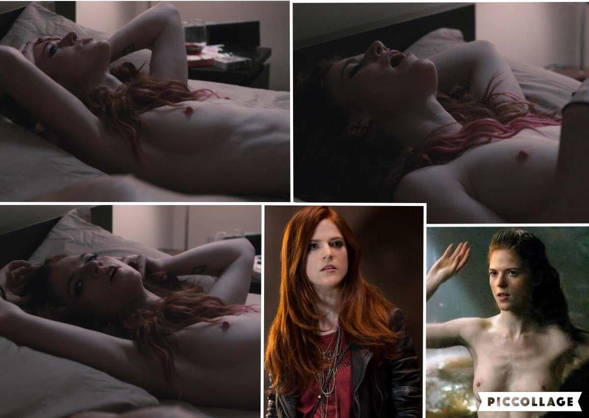 Rose Leslie Absolute Favorite Ginger NSFW