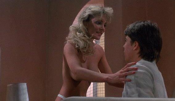 Rozlyn Sorrell A Nightmare On Elm Street 3 Dream Warriors 1987 NSFW