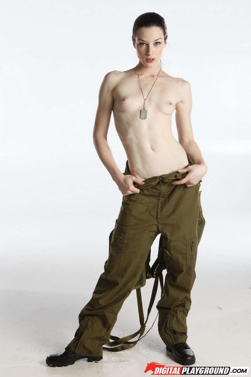 Sergeant Stoya NSFW