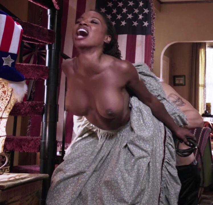 Shanola Hampton Of Shameless NSFW