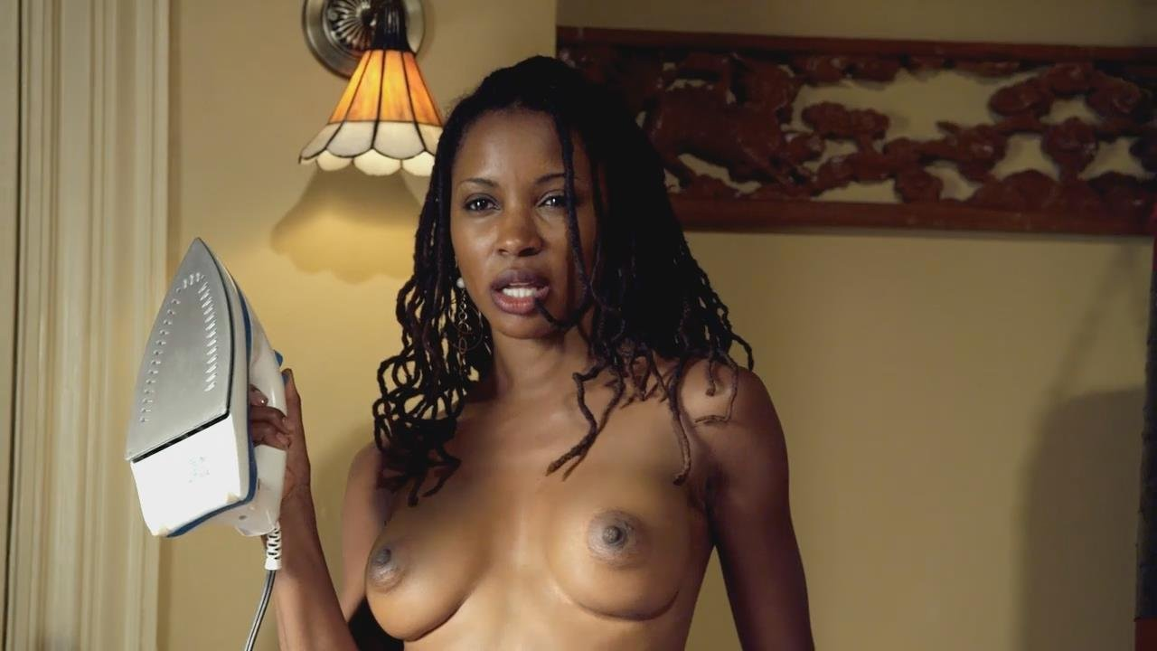 Shanola Hampton Shameless S01e02 NSFW