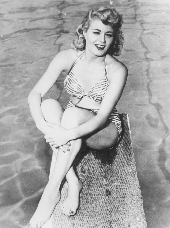 Shelley Winters 1940s NSF