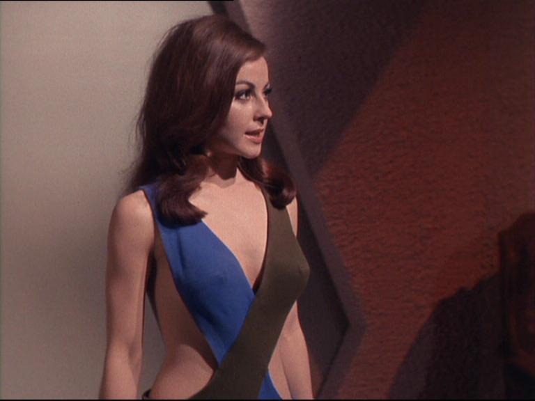 Sherry Jackson In Star Trek 1966 NSF