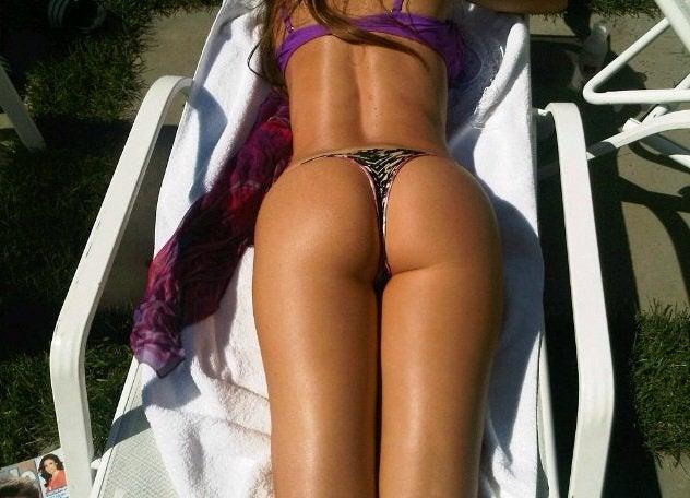 Sofia Vergaras Beautiful Ass NSFW