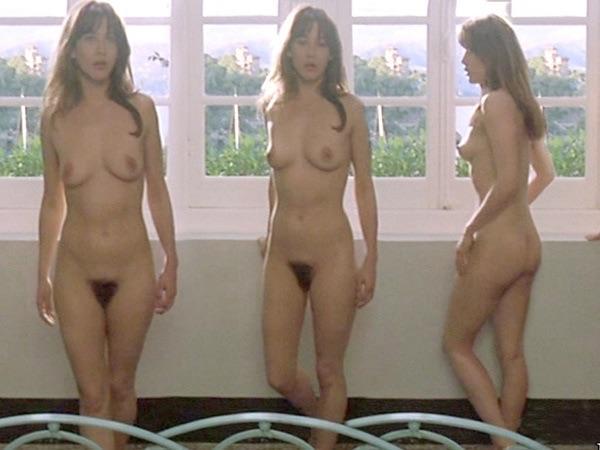 Sophie Marceau NSFW