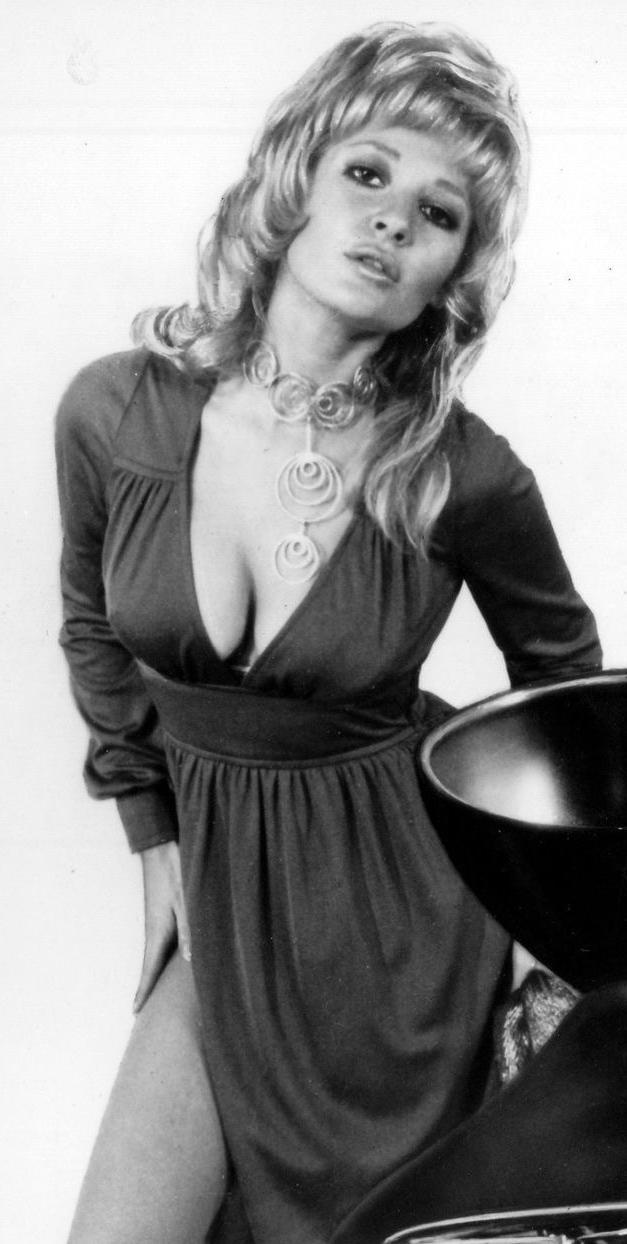 Stephanie Beacham 1972 NSF