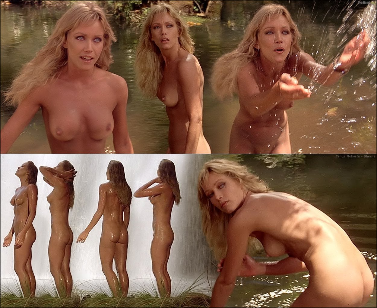 Tanya Roberts Is 64 Y O Today NSFW