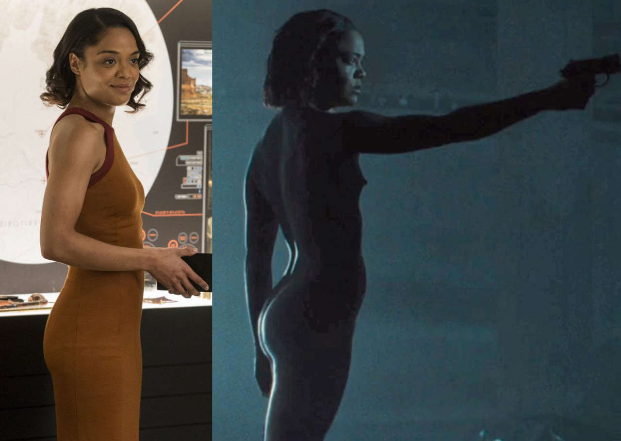 Tessa Thompson Dressed And Undressed NSFW