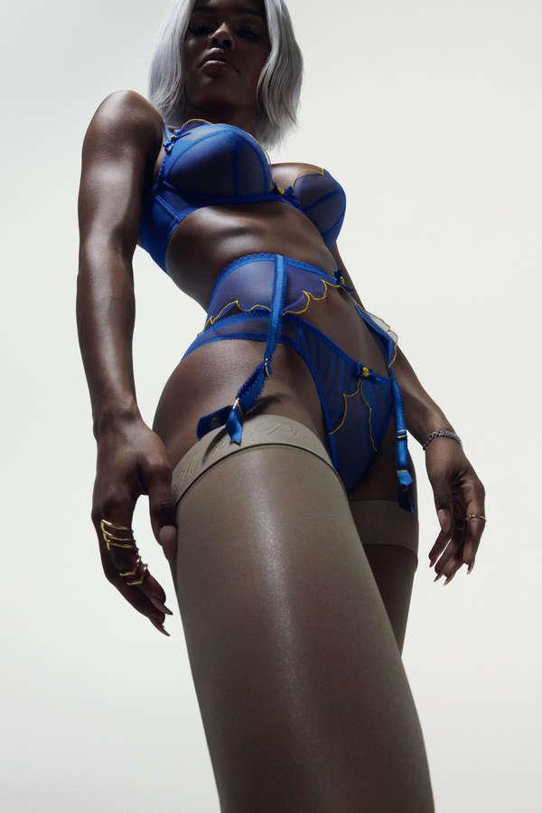 Teyana Taylor NSFW