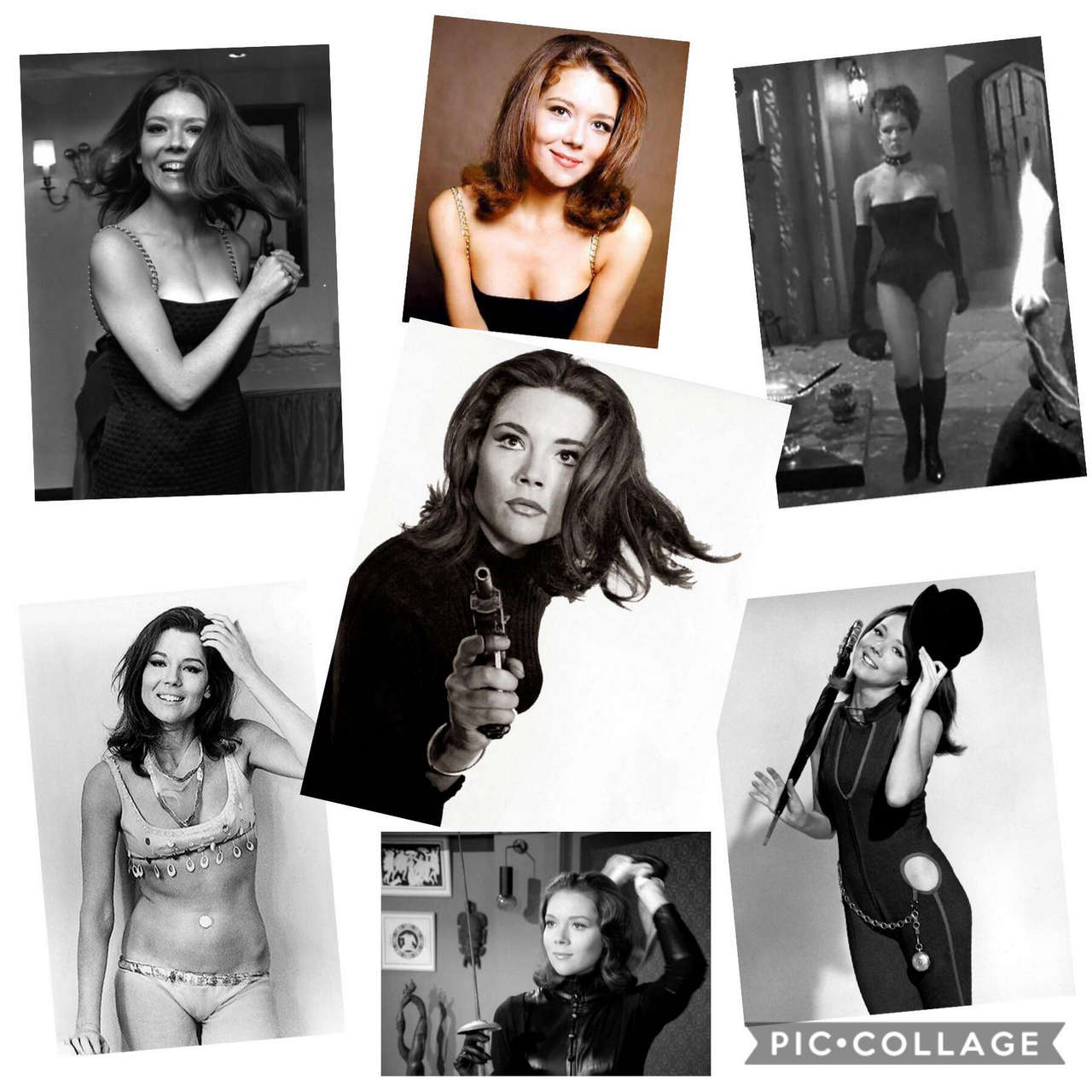 The One The Only Dame Diana Rigg NSF