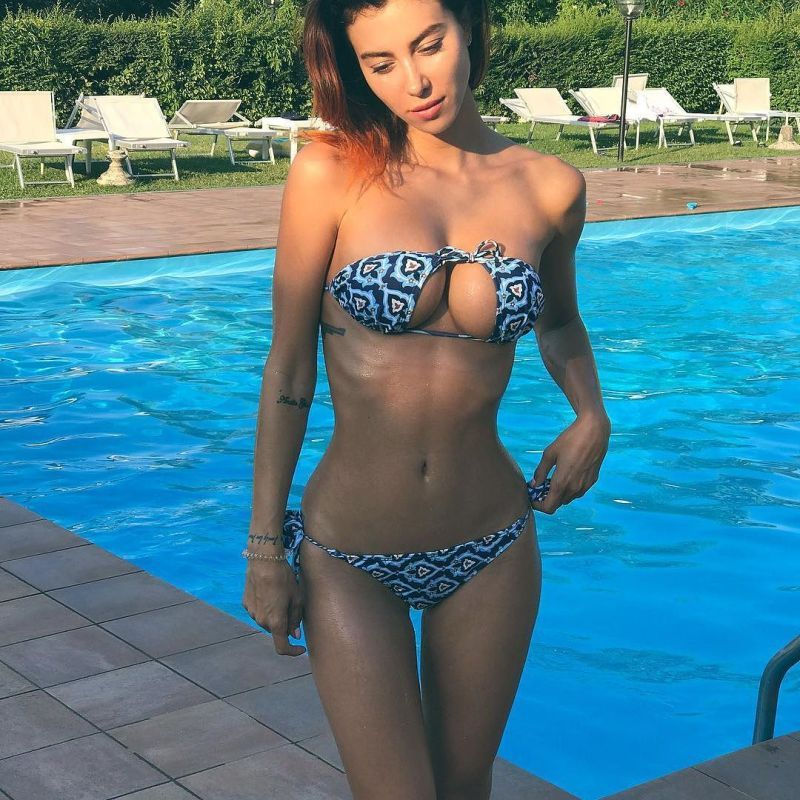 Valentina Fradegrada NSFW