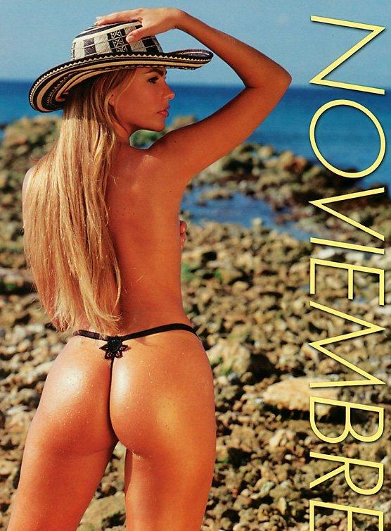 Young Sofia Vergara Butt Floss NSFW